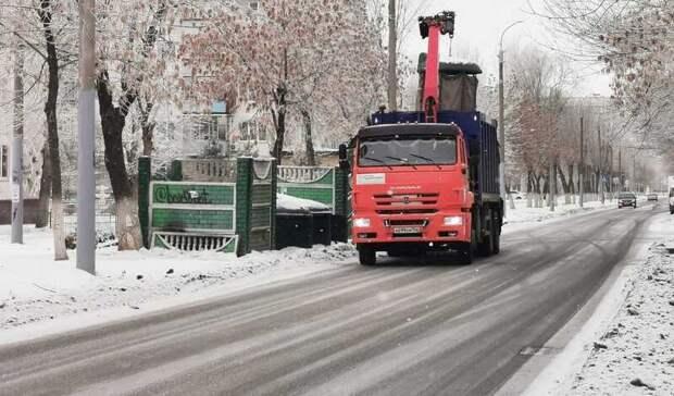 Минприроды РФобрушило критику наОренбуржье заплохой вывоз мусора