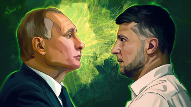 Депутат Рады предрек Зеленскому потерю власти из-за отказа от встречи с Путиным