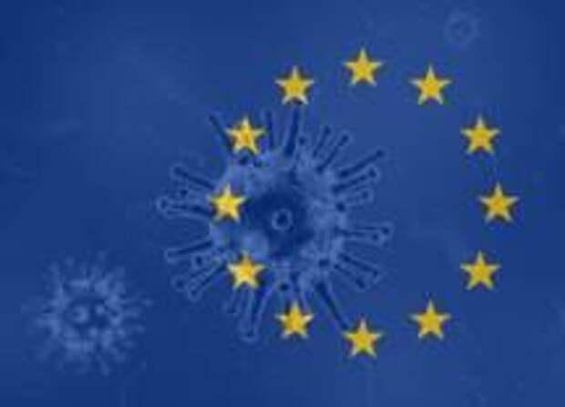Европу накрывает вторая волна COVID-19