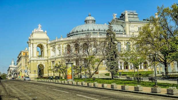 Как вода пошла в Одессу. Деиндустриализация с комфортом