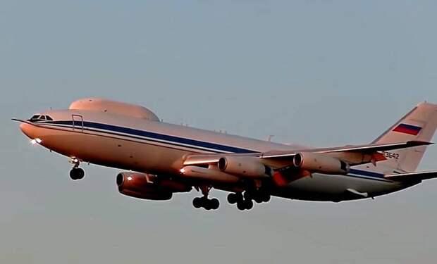 Борт №1: что представляет собой российский «самолет судного дня»