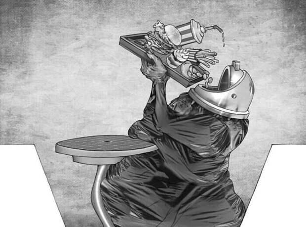 Что снами нетак? 30 философских карикатур осовременном обществе