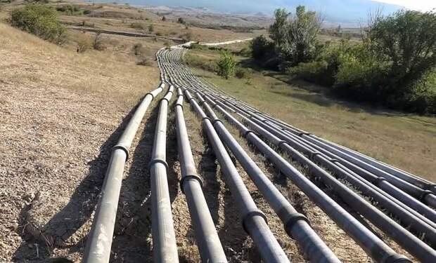 Перебросить кубанскую воду в Крым для спасения полуострова от засухи оказалось невозможно