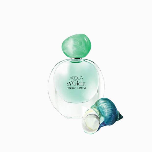 Вдыхаем соленый воздух: 7 ароматов с запахом моря