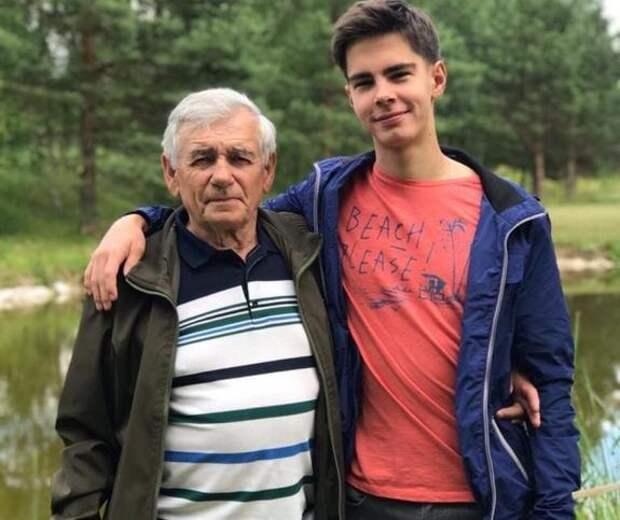 Портрет поколения: как мой дедушка стал лётчиком