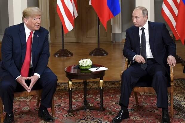 Ушаков рассказал о причинах переноса полноценной встречи Путина и Трампа