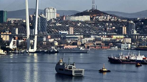 В Приморье участки голосования по Конституции откроют на военных кораблях