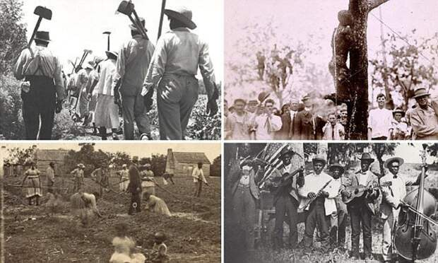 Мрачная правда о жизни американских рабов после освобождения гражданская война, история, нищета, отмена рабства, рабство, рабы, сша, эксплуатация