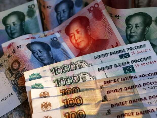 Россия и Китай против гегемонии доллара