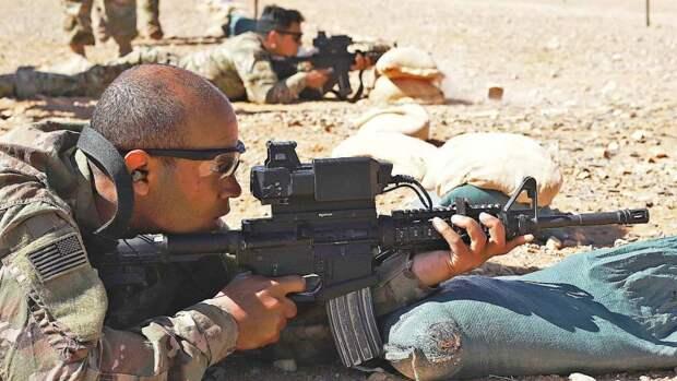 Силы специальных операций США вооружат умными прицелами