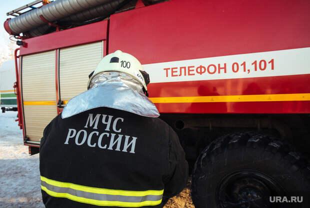 ВНижневартовске загорелась окружная больница. Эвакуировано больше 200 человек