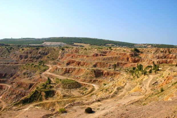 В Севастополе возбуждено уголовное дело по факту незаконной добычи полезных ископаемых