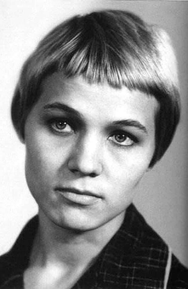 Наши любимые актёры в молодости