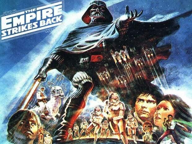 афиша фильма Звездные войны Империя наносит ответный удар.jpg
