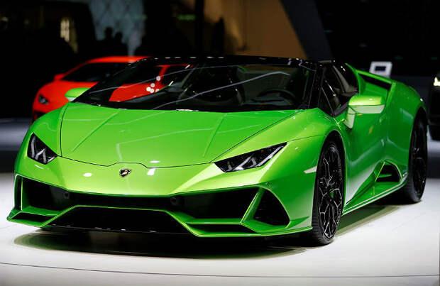 Житель США потратил выделенную ему госпомощь на Lamborghini