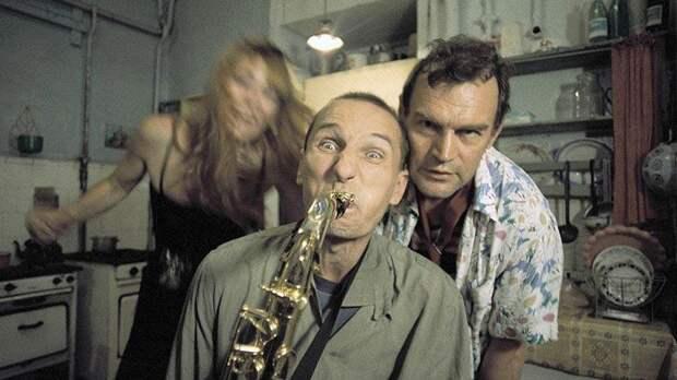 Кадр из фильма «Такси-блюз», 1990 год