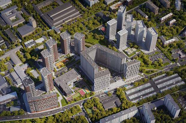 В Щукине создадут более тысячи рабочих мест после реорганизации бывшей промзоны