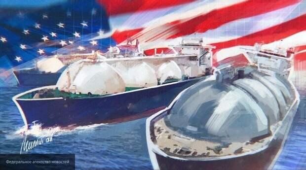 Юшков разоблачил обман Литвы и Польши по поставкам газа из США