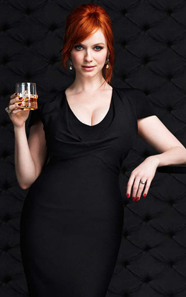 Талантливая актриса Кристина Хендрикс, а так же ее сногсшибательные формы.
