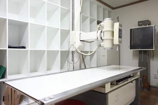 В больницах Удмуртии появятся 14 новых рентгеновских аппаратов