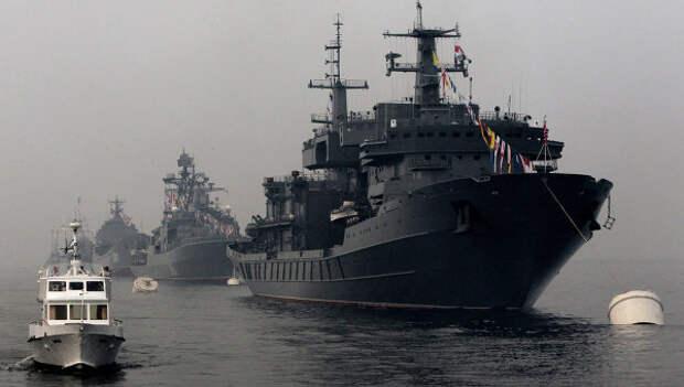 В РФ появятся морские полицейские