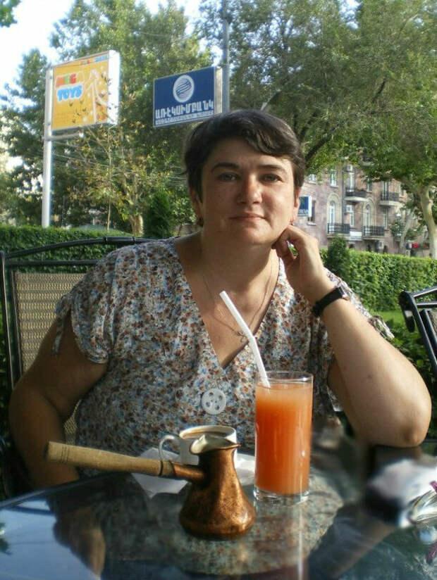 Светлана Лурье. Фото из открытых источников