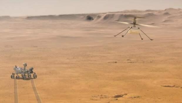 Марсианский винт