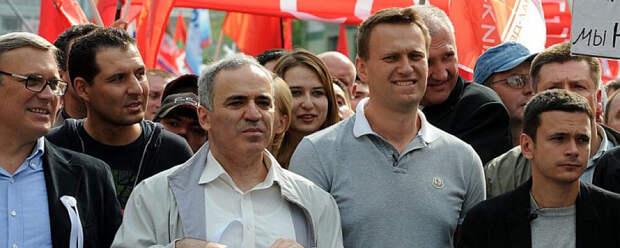 Гарри Каспаров – «Деятельность «оппозиции» в России бессмысленна, как и участие в голосовании»