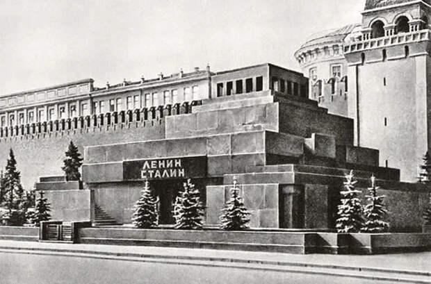 Главные секреты выноса тела Сталина из мавзолея в 1961 году