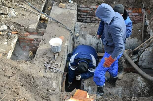 В Юбилейном микрорайоне Краснодара возобновили подачу тепла