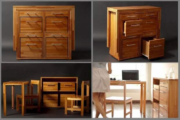 Кухонная мебель в нашем стиле