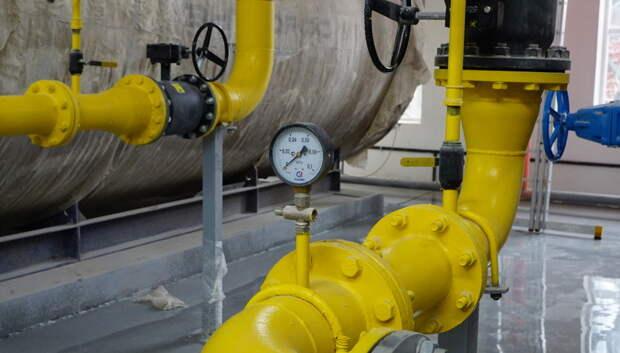Коммунальщики отремонтировали изоляцию сети отопления на 2 улицах Подольска