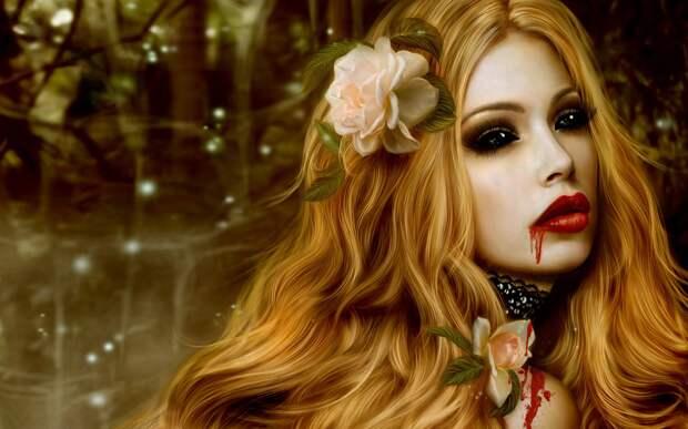 Ученые предположили, как быстро вампиры могли бы уничтожить человечество