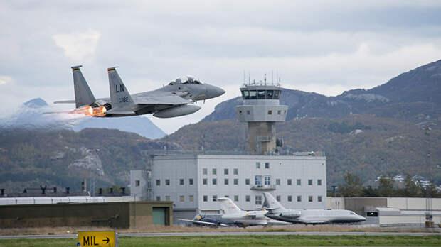 Пентагон хочет развернуть в Норвегии военные объекты для слежки за Россией