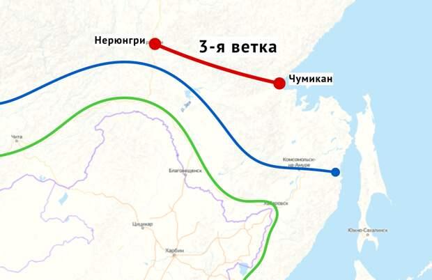 Зачем нам в непроходимых местах Дальнего Востока новая ж/д на 1000 км?