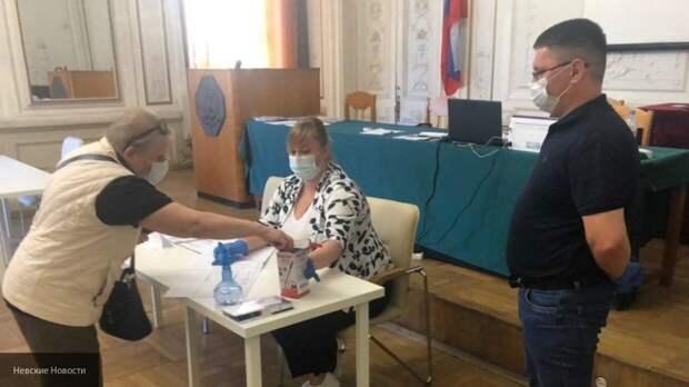 Представители ЦИК заявили о высокой явке на голосование по поправкам в выходные дни