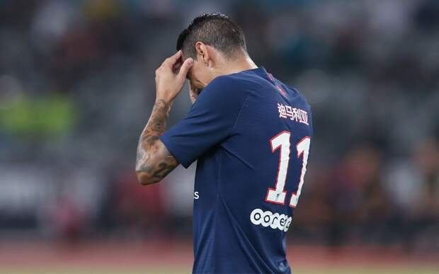 Ди Мария не поможет «ПСЖ» в первом матче 1/8 финала Лиги чемпионов против «Барселоны»
