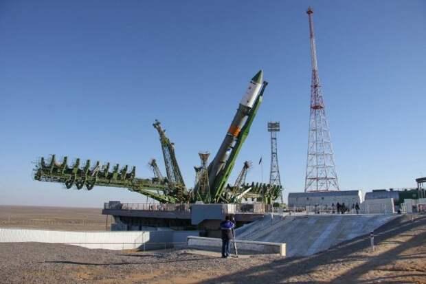 «РИА Новости» назвало причину нештатной ситуации на «Союзе» при запуске EgyptSat-A
