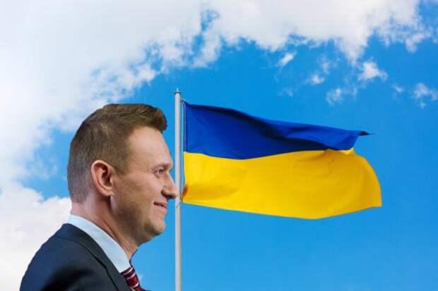 Украина собирается использовать Навального