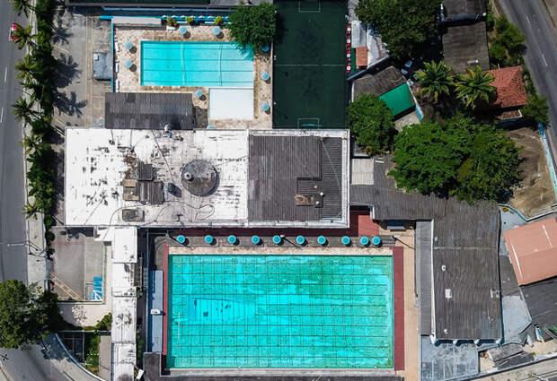 Как выглядит опустевший Рио-де-Жанейро