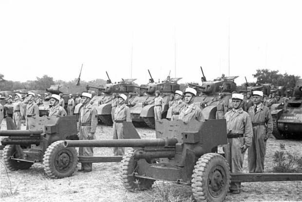 Французский Иностранный легион в I и II мировых войнах - 2 часть
