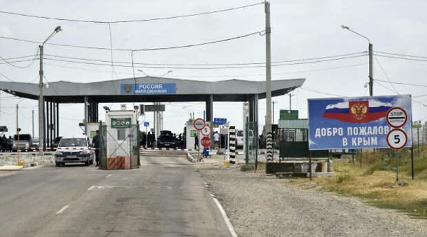 Как будут доставлять в обсерватор крымчан, возвращающихся из Украины
