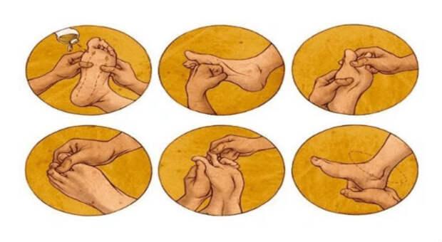 Вот 2 техники легкого массажа, который можно делать дома жене
