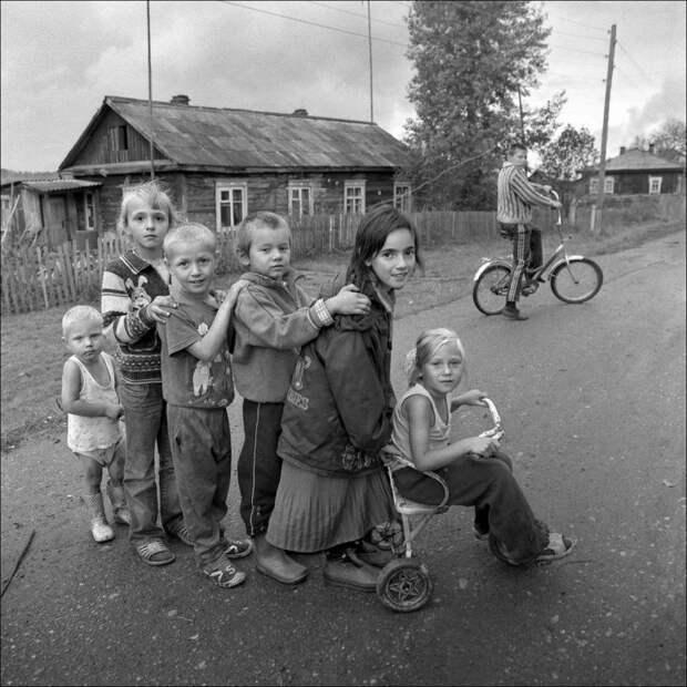 Негород в снимках красноярского фотографа Александра Кустова 8