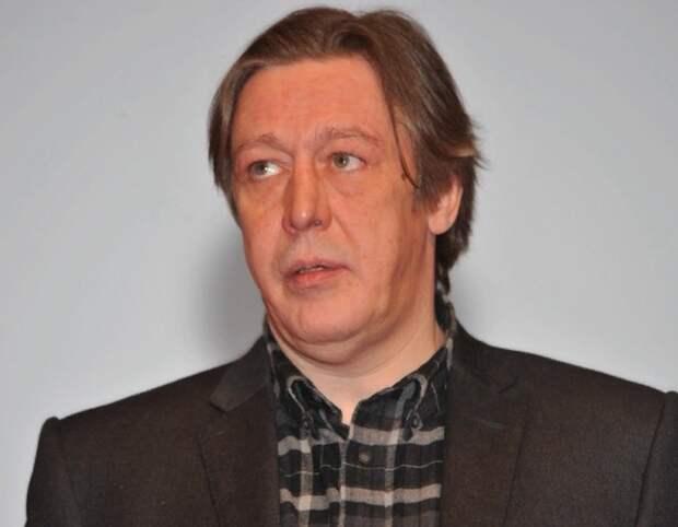 В центре Москвы произошла авария, за рулём одной из машин был актёр Михаил Ефремов