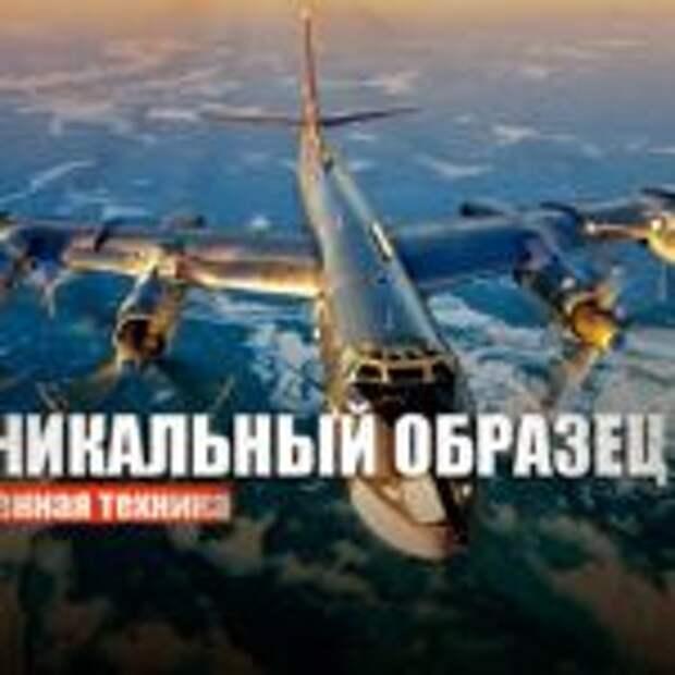 «От звука стучат зубы»: Летчики из США остались под впечатлением от встречи с Ту-95 «Медведь»