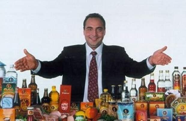 "Бизнес 90-ых: Марка ""Довгань""."