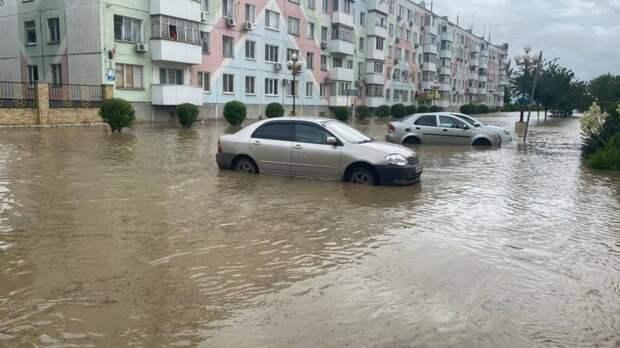 Прокуратура Крыма контролирует соблюдение прав жителей населенных пунктов, попавших в зону подтопления