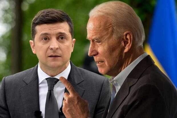 Байдену не до Зеленского: украинским надеждам выдоить «Спящего Джо» не суждено сбыться