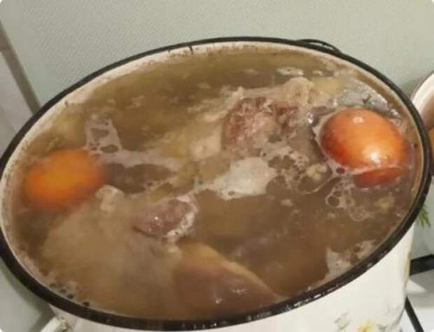 Холодец без желатина намного вкуснее: простой рецепт